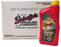 Schaeffer's 700 15W-40 CK-4 Synshield Durability Advantage